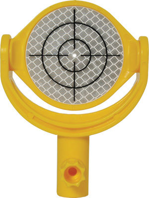 Seco Small Tilting Reflector With Printed Crosshair Image