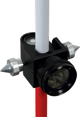 Seco Pin Pole with Sliding 25 mm Prism System