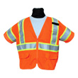 Seco 8390 Series Class 3 Mesh Safety Vest (2 Colors Available) ES4105