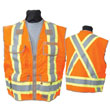 Seco 8260 Series Class 2 and Canadian CSA-Z96 Safety Vest (2 Colors Available) ES4611