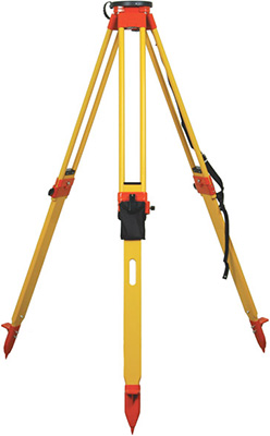 Seco Heavy-Duty Dual-Clamp Birch Wood Tripod 5220-12 (2 Colors Available) ES4737