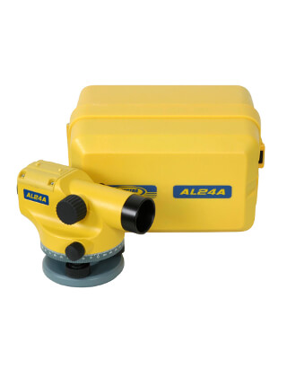 Spectra Precision 24X Air Dampened Auto Level AL24A ES5203