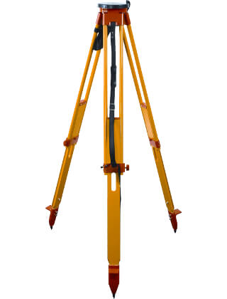 Seco Heavy-Duty Birch Wood Tripod 5420-12 (2 Colors Available) ES5334