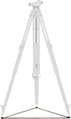 Seco Tripod Stabilizer with O-Rings for Feet 5610-00