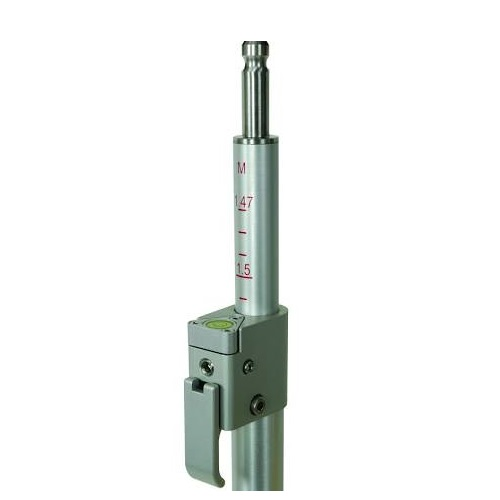 Seco 5802-20 - 12 ft Aluminum Swiss Style Robotics Pole with QLV Lock ES7774