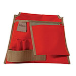 Seco Construction-Style Tool Pouch with Rhinotek Lining - 8046-20-ORG ES9854