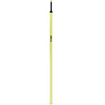 Seco 6 ft Snap-Lock Radio Antenna Pole - Fluorescent Yellow - 5139-02-FLY ES9916