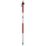 Seco 2.6 m Quick-Release Telescopic Prism Pole - Adjustable Tip - 5720-10 ES9958