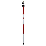 Seco 3.6 m Two-Section TLV Pole - Red and White - 5520-21 ES9960