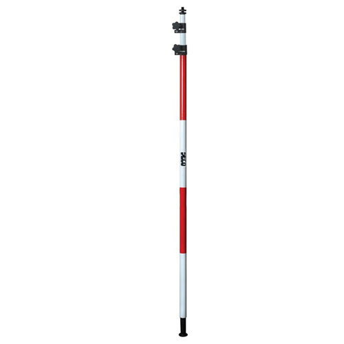 Seco 12 ft Ultralite Prism Pole with TLV Lock - 5540-20