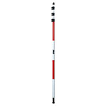 Seco 15 ft Ultralite Prism Pole with TLV Lock - 5540-30 ES9968