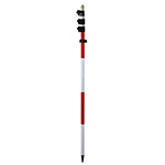 Seco 4.6 m Construction Series Twist-Lock Style Prism Pole - 5531-30 ES9975