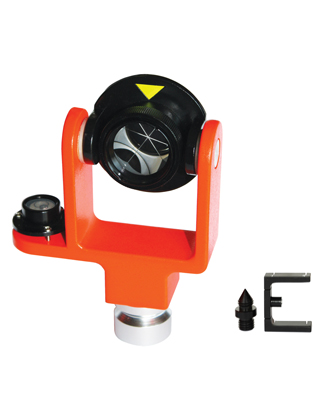 SitePro Mini Prism System with Side On-Board Vial 03-1500 (2 Colors Available)