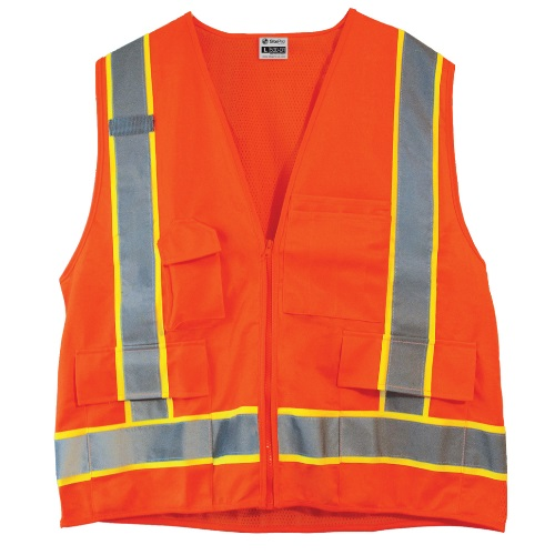 SitePro Construction Safety Vest 7 Models Available ES5909