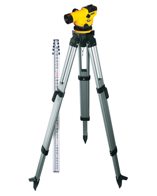 SitePro 24-Power Automatic Level - 25-SP24XC