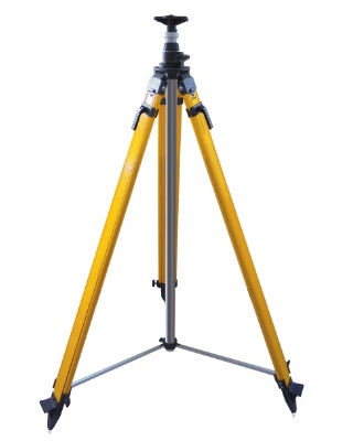 SitePro 01-FGC30ELAZ-DCB - Heavy Duty Elevator Tripod with Dual Clamp ES7048