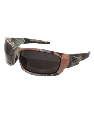 SitePro Canon Camouflage Safety Glasses - Comfort 3-Point Fit (2 Models Available) ES7083