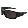 SitePro Canon Black Safety Glasses - Comfort 3-Point Fit (2 Models Available) ES7084