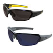 SitePro Shiraz Safety Glasses - Sport Semi-Rimless (4 Models Available) ES7085