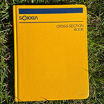 Sokkia Cross-Section Book - 8152-75 ES1248