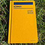 Sokkia Level Book 8152-50 ES1249