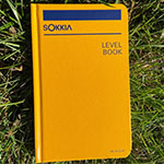 Sokkia Level Book 8152-55 ES1250