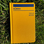 Sokkia Field Book - 8152-60 ES1251