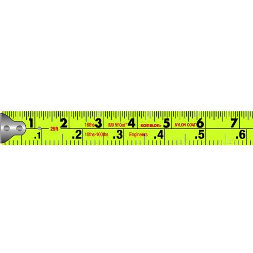 Komelon The Professional 433iehv 33 Engineer S Measuring