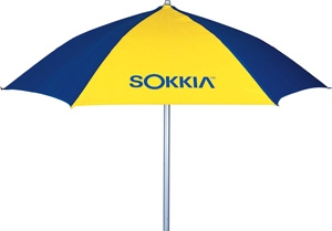 Sokkia Heavy-Duty Surveyor's Umbrella 813640