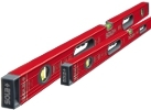"Sola Magnetic BIG RED 78"" and 32"" High Profile Aluminum Box Levels w/Handles - Door Jamb Set - BRM7832 ES2887"