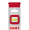 "Sola I-Beam 72"" Aluminum Level I 3 180 ES2898"