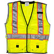 Stop-Lite LED High-Visibility Safety Vest - Yellow (3 Sizes Available) ES9348