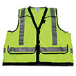 Stop-Lite High Visibility Safety Vest - Yellow (2 Sizes Available) ES9350