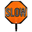 "Stop-Lite 18"" LED Stop/Slow Sign - 18SL-STSLS ES9362"