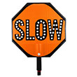 "Stop-Lite 24"" LED Stop/Slow Sign - 24SLS ES9363"