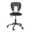 Studio Designs 10657 - Futura Chair (Pewter - Black) ES6275