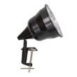 Studio Designs 12011 - Photography Lamp with Clamp - Black-13W CFL Bulb Included ES6277