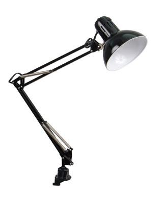 Studio Designs 12031   LED Swing Arm Lamp   Black
