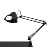Studio Designs 12040 - LED Magnifying Lamp - Black ES6293