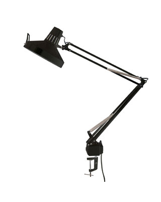 Studio Designs 12036 - LED Studio Combo Lamp - Black
