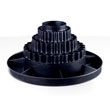 Studio Designs 12164 - Table Top Carousel - Black - 1pc inner - 8pc master ES6301