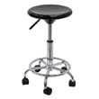 Studio Designs 13177 - Studio Stool (Black - Chrome) ES6315