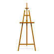 Studio Designs 13217 - Museum Easel II - Natural ES6330