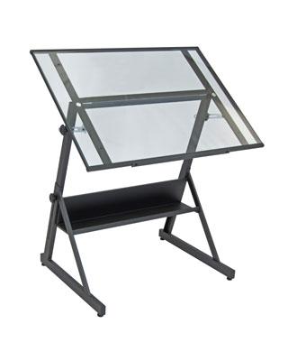 Studio Designs 13346 Solano Adjustable Drafting Table