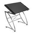 Studio Designs 13370 - Executive Craft Station (Chrome - Leather) ES6366