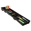 Studio Designs 18694B - Optima Art Tray - Black - 1pc inner - 16pc master ES6378