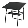 Studio Designs 19652 - Ultima Fold-A-Way with Tray - Black Base ES6381