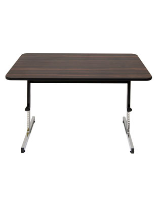 Studio Designs 410380 - Adapta Desk 48 (Black - Walnut)