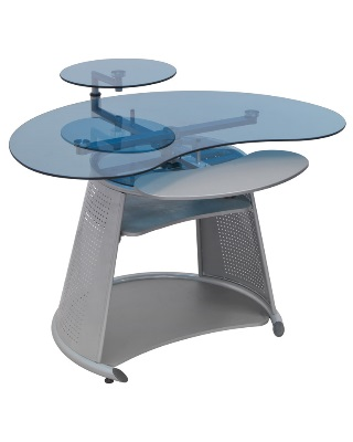 Studio Designs - Neptune Computer Desk (2 Colors Available) ES6852