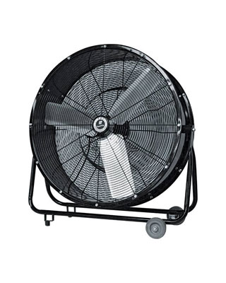 TPI Commercial Direct Drive 36u0026quot; Standard Portable Blower   CPB ...